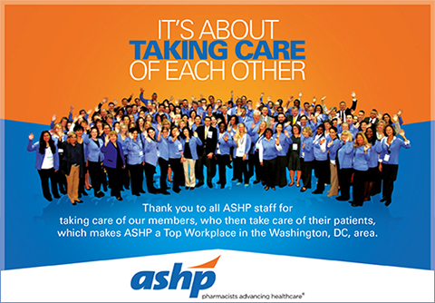 Top Workplace in WDC 2016