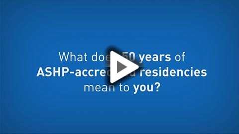 50 Years of Accreditation - 1:55 min