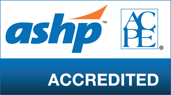 ashp accredited icon